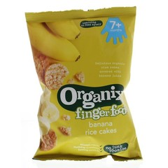 Goodies rijstwafel banaan (50 gram)