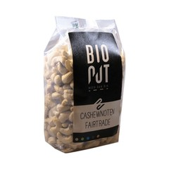 Bionut Cashewnoten fairtrade (1 kilogram)