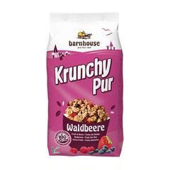 Barnhouse Krunchy pur bosbes (375 gram)