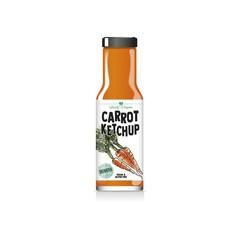 Bionova Ketchup wortel (250 ml)