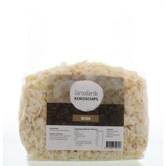 Mijnnatuurwinkel Kokos chips geroosterd (500 gram)