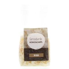 Mijnnatuurwinkel Kokos chips geroosterd (100 gram)