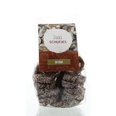 Mijnnatuurwinkel Dadel schijfjes (250 gram)