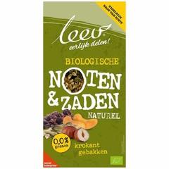 Leev Bio krokant gebakken noten & zaden (250 gram)