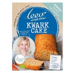 Leev Bio Pauline's mix kwark cake vanille (300 gram)