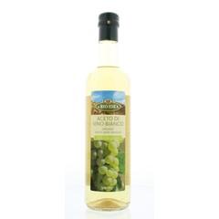 Bioidea Witte wijn azijn (500 ml)
