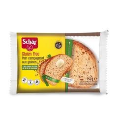 Dr Schar Pain campagnard grain (250 gram)