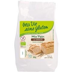 Ma Vie Sans Broodmeel met boekweit bio - glutenvrij (500 gram)