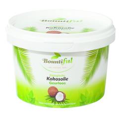 Bountiful Kokosolie geurloos bio (500 ml)