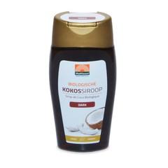 Mattisson Kokossiroop donker bio (250 ml)