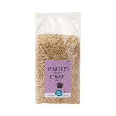 Terrasana Basmati rijst bruin (1 kilogram)