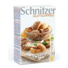 Schnitzer Brunch mix broodjes 2 x 4 stuks (200 gram)