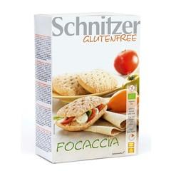 Schnitzer Focaccia broodjes 2 x 2 stuks (4 stuks)