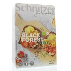 Schnitzer Black forest teff (500 gram)