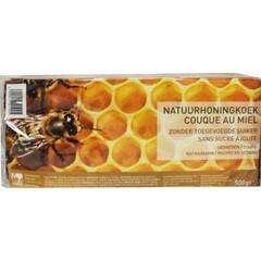 Natures House Honingkoek gesneden (500 gram)