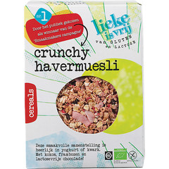 Lieke Is Vrij Crunchy havermuesli (350 gram)