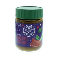 Your Organic Nat Heldere runderbouillonpoeder zonder gist (140 gram)