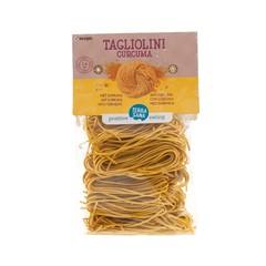 Terrasana Tagliolini curcuma tarwe met curcuma (250 gram)