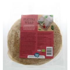 Terrasana Piadina wraps tarwe en haver (240 gram)
