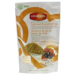 Linwoods Lijnzaad gojibessen (200 gram)