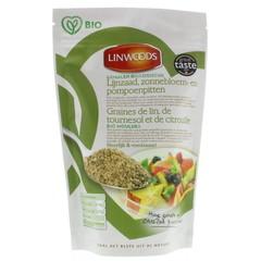 Linwoods Lijnzaad zonnebloem pompoenpitten (200 gram)