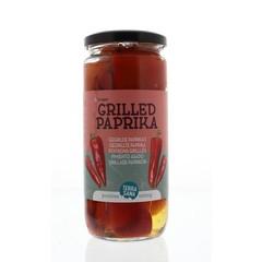 Terrasana Gegrilde paprika eko (450 gram)