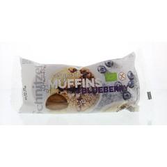Schnitzer Muffin bosbessen (140 gram)