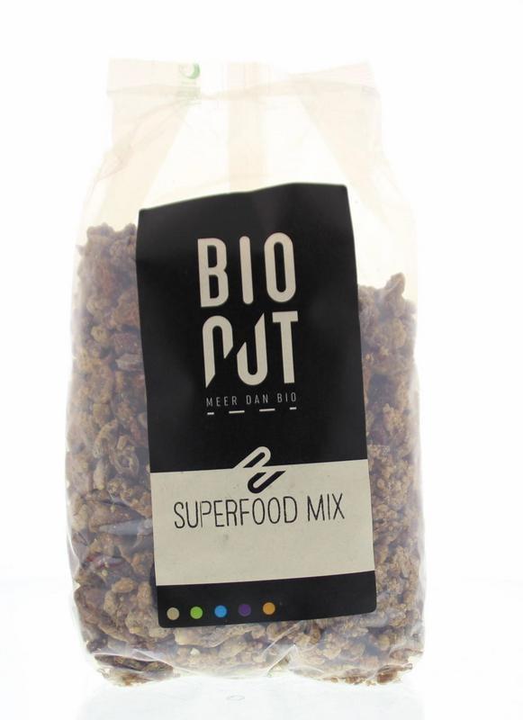 Bionut Bionut Superfruit mix (750 gram)