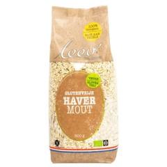 Leev Bio havermout glutenvrij (500 gram)