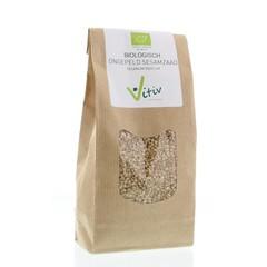 Vitiv Sesamzaad ongepeld (250 gram)