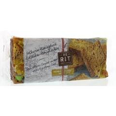 De Rit Volkoren honingkoek (500 gram)