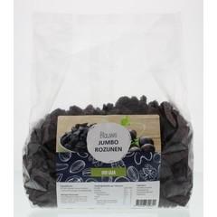 Mijnnatuurwinkel Blauwe jumbo rozijnen (1 kilogram)