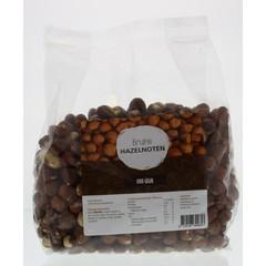 Mijnnatuurwinkel Bruine hazelnoten (1 kilogram)