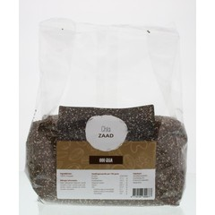 Mijnnatuurwinkel Chia zaad (1 kilogram)