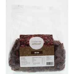 Mijnnatuurwinkel Cranberries gezoet met appeldiksap (1 kilogram)