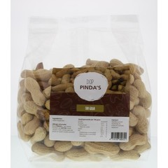 Mijnnatuurwinkel Dop pinda's (500 gram)