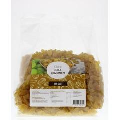 Mijnnatuurwinkel Gele sultana rozijnen (1 kilogram)