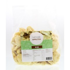 Mijnnatuurwinkel Gedroogde appeltjes (500 gram)