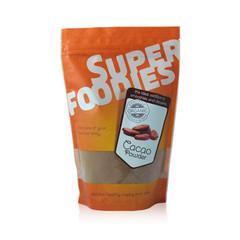 Superfoodies Rauwe cacao coeder (250 gram)