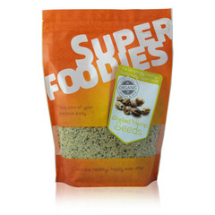 Superfoodies Hennepzaad gepeld (500 gram)
