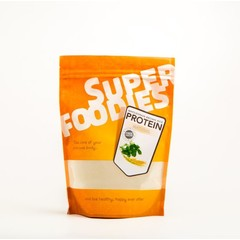 Superfoodies Organic fermented brown rice protein naturel (500 gram)