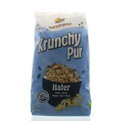 Barnhouse Krunchy pur haver zonder toegevoegde suikers (750 gram)