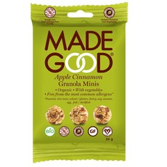 Made Good Granola minis appel kaneel (24 gram)