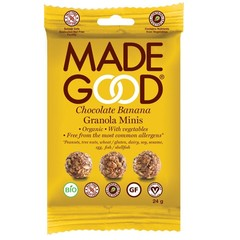 Made Good Granola minis chocolade banaan (24 gram)