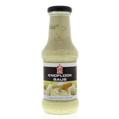 No Salt Knoflook saus (250 ml)