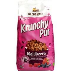 Barnhouse Krunchy pur bosbes (750 gram)