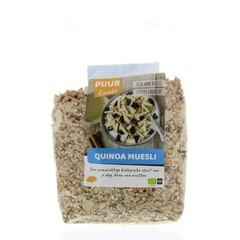 Puur Rineke Quinoa muesli bio (600 gram)