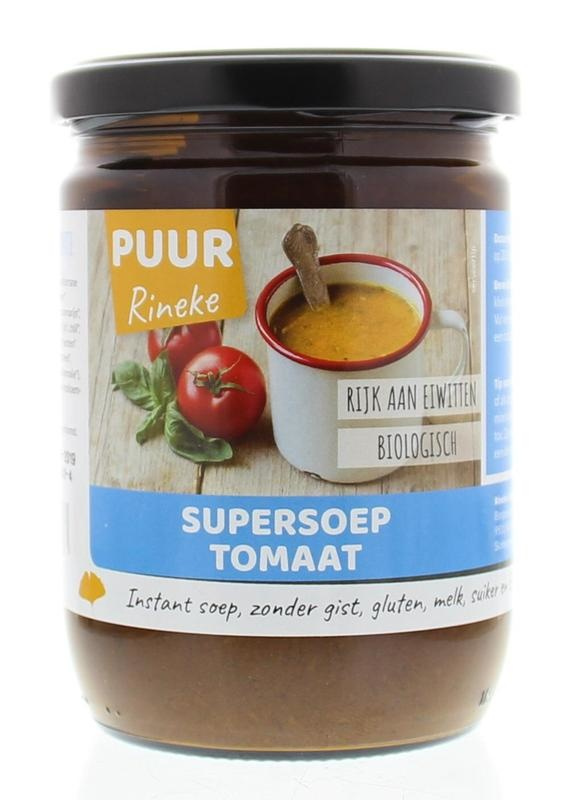 Puur Rineke Super soep tomaat (224 gram)