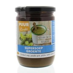 Puur Rineke Super soep groente (224 gram)