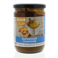 Puur Rineke Super soep pompoen (196 gram)